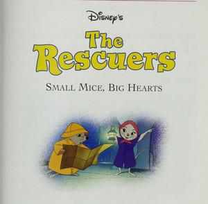 The Rescuers - Small Mice, Big Hearts