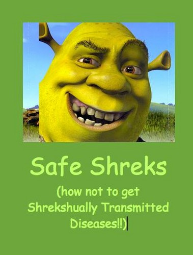Shrek achtergrond possibly with a portrait titled This is my swamp