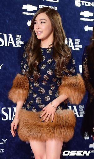 Tiffany @sia style প্রতীকী awards❤ ❥
