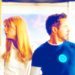 Tony and Pepper - iron-man icon
