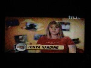 "Tonya Harding in ""Thrillseekers 8"""