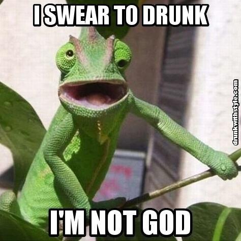 Too Drunk
