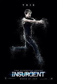 Tris Prior Insurgent poster