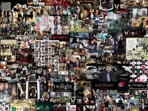 Twilight Saga collage