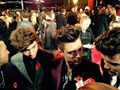 Union J arriving at 'The Hunger Games: Mockingjay Part 1' (10/11/2014) - union-j photo