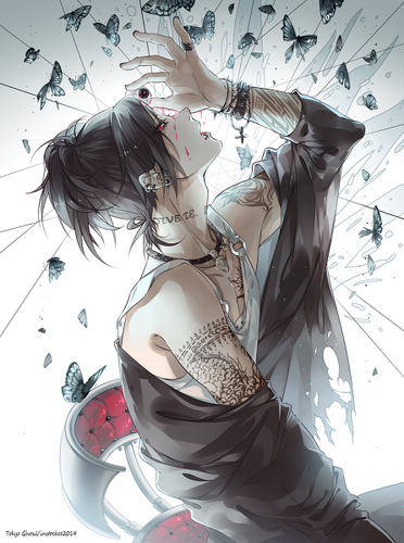 Tokyo Ghoul images Uta wallpaper and background photos ...