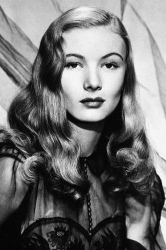 Physical Beauty wallpaper with a portrait titled Veronica Lake