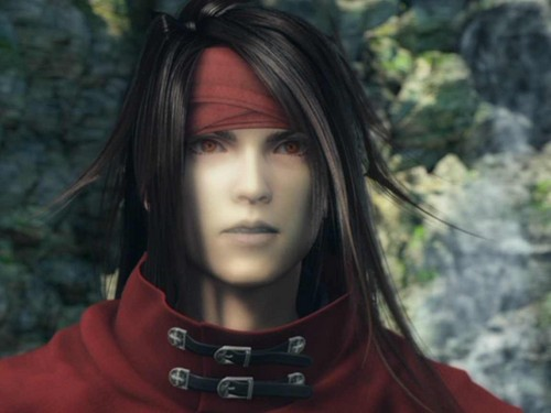 Vincent Valentine वॉलपेपर called Vincent in Dirge of Cerberus ending