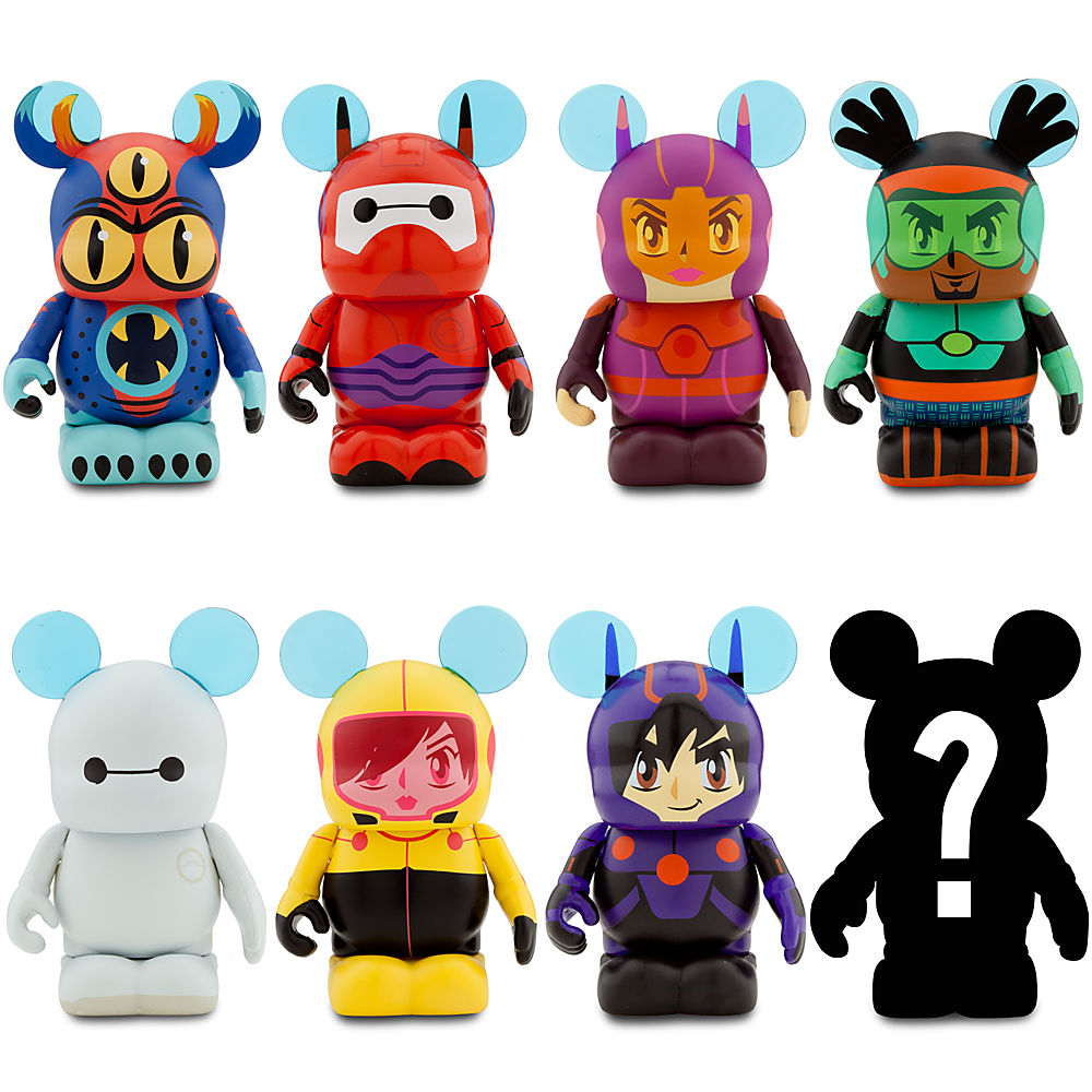 Vinylmation Big Hero 6 Series Figure 3 Big Hero 6