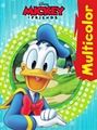 Walt Disney Coloring Books - Mickey & Friends (Multicolor)
