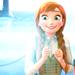 Walt Disney Icons - Princess Anna - walt-disney-characters icon