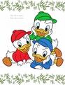 Walt disney imágenes - Huey Duck, Dewey pato & Louie pato