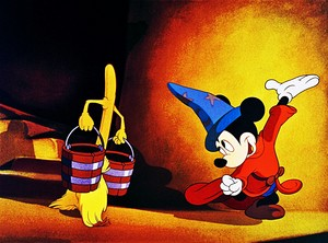 Walt 디즈니 Production Cels - Mickey 쥐, 마우스