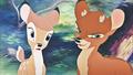 Walt Disney Screencaps - Faline & Ronno