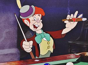 Walt डिज़्नी Screencaps - Lampwick