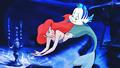 Walt Disney Screencaps - Princess Ariel & Flounder - walt-disney-characters photo