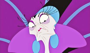Walt डिज़्नी Screencaps - Yzma