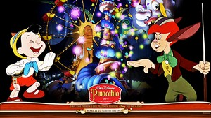 Walt Disney Wallpapers - Pinocchio