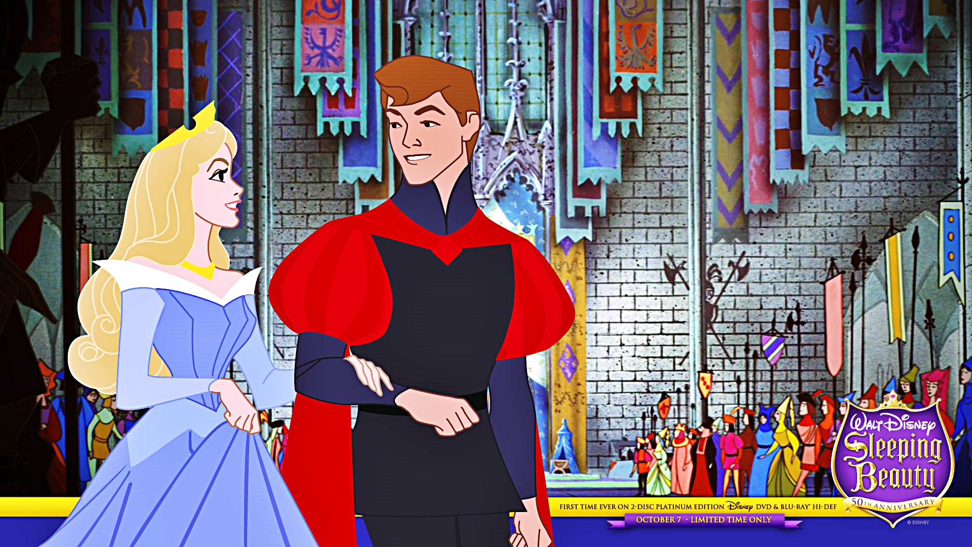 Walt Disney Wallpapers - Sleeping Beauty