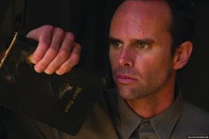 Walton Goggins as Boyd Crowder in Justified