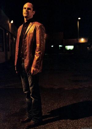 Walton Goggins as Shane Vendrell in The Shield