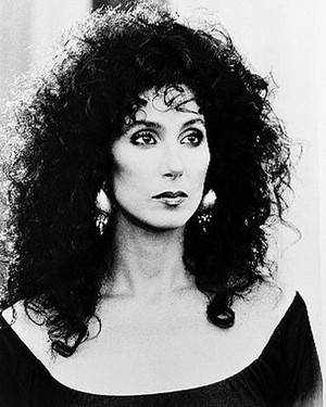 When Cher was a real-life Gothel