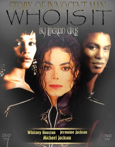 Michael Jackson achtergrond containing a portrait titled Who Is It Fanfiction Wattpad
