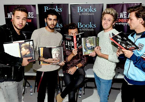 Who We Are - Book Signing - One Direction Photo (37733285 ...