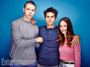 Will, Dylan and Kaya