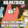 wolf Children Meme