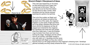 Wreck-It Ralph 2 Storyboard of Ideas 15