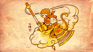 Wukong 壁纸