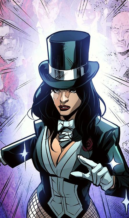 zatanna dc wallpaper - photo #44