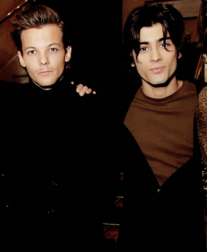 Zayn and Louis / Rvp