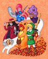 adventure time Halloween - flame-princess photo