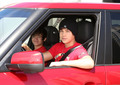 alex and austin in the range rover - austin-mahone photo
