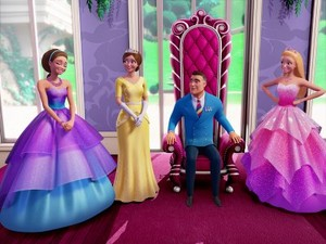 barbie in princess power