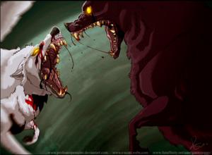 dark Волки