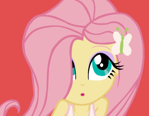 My Little Pony Friendship Is Magic Coloring Pages Fluttershy : My little pony friendship is magic images eg fluttershy hd wallpaper