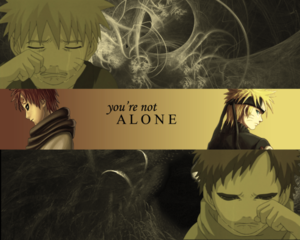 gaara nd naruto alike