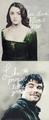 Arya Stark & Gendry - game-of-thrones fan art