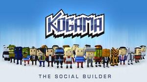kogama : THE SOCIAL BUILDER