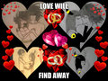 love will fine away