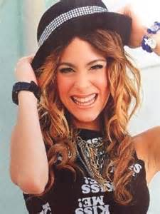 Violetta wallpaper containing a portrait titled martina stoessel