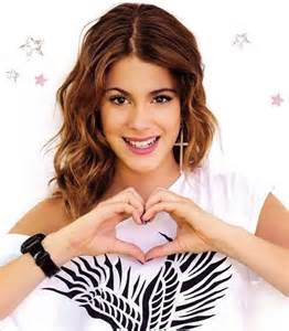 Martina stoessel violetta photo 37738907 fanpop - Image violetta ...