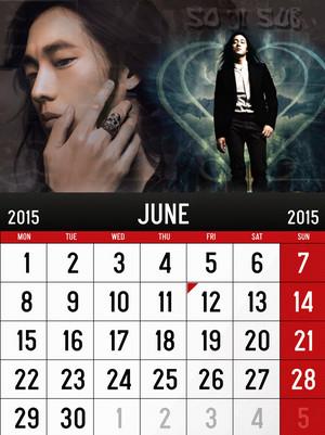 master's sun so ji sub calendar
