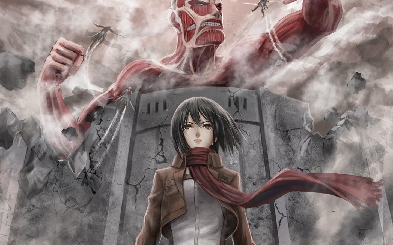 Mikasa Ackerman Attack On Titan Wallpaper 37729833 Fanpop
