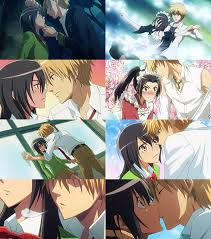 Misaki Nd Usui Love Moment Made Cafe Nd School Kaichou Wa Maid