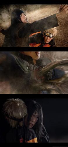 neji's death
