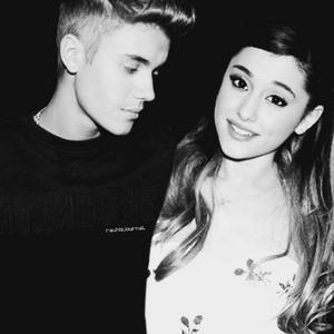 Justin and Ari💗